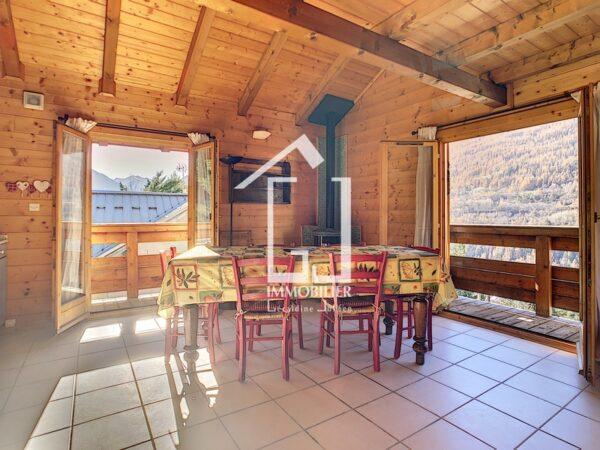 Appartement de 3 pièces à Briançon