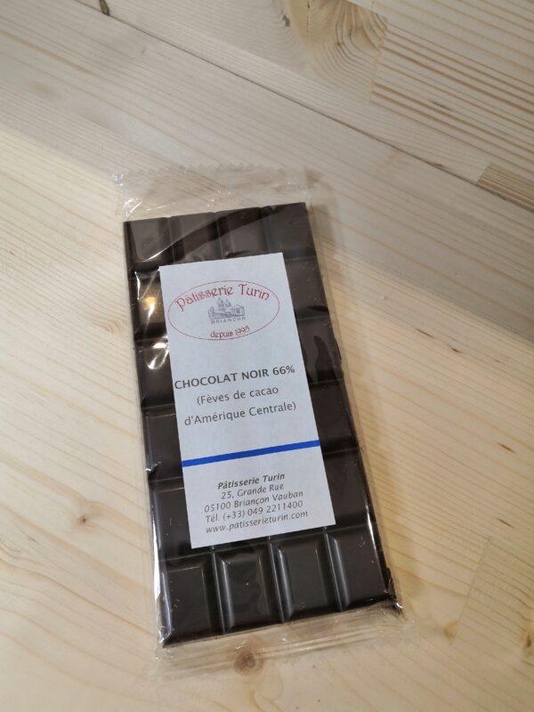 Chocolat noir 66%