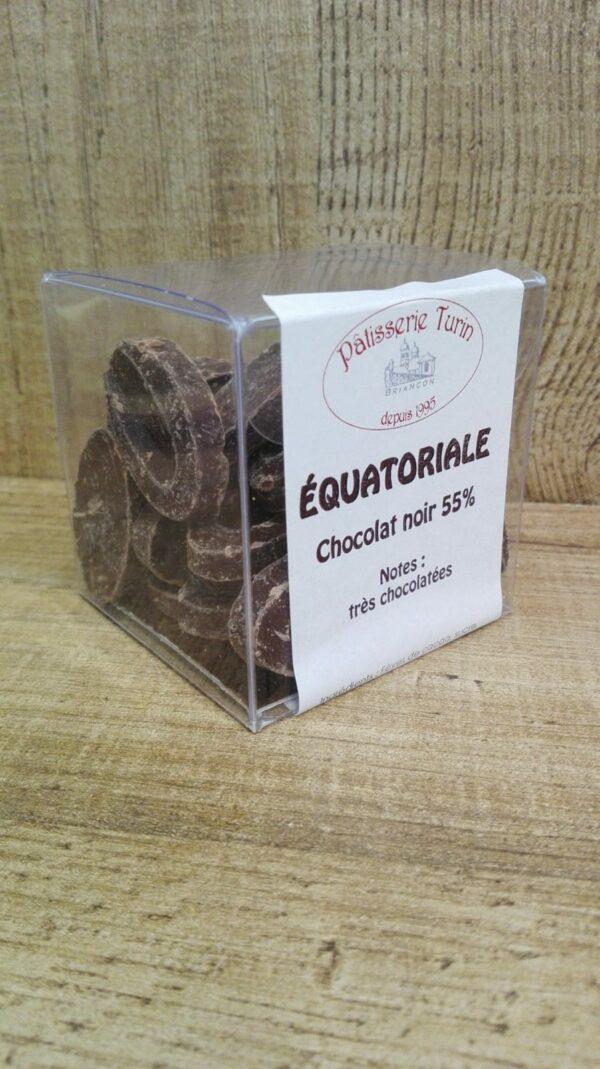 Chocolat noir 55% Equatoriale