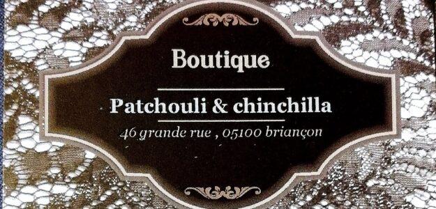 Patchouli & chinchilla